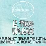 UPGRADE 12.99 usd