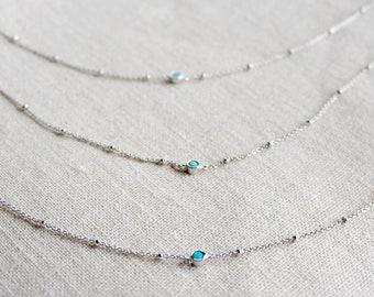 Chapas Necklace Silver Bohemian Necklace Silver Inserts Necklace Hippie Women/'s Choker Sterling Silver Boho Women/'s Necklace Silver Choker