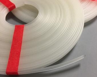 10 yards of 5mm Plastic Corset Boning, Synthetic Whalebone