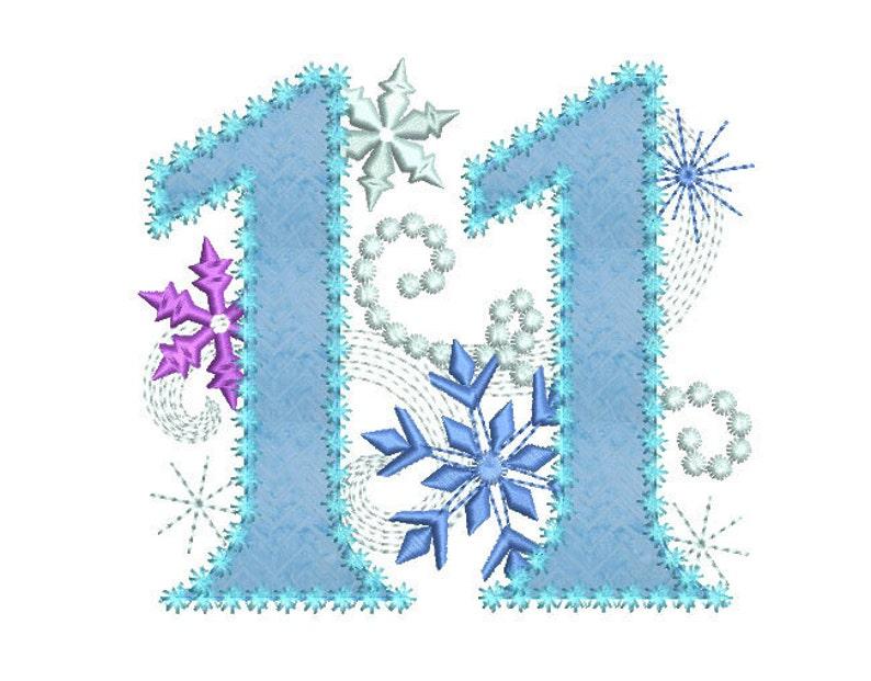 Открытки, открытки с цифрой 11