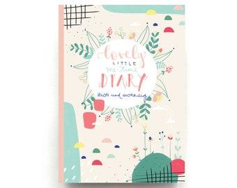 Paperback Calendar 2022 - lovely Me-Time Diary
