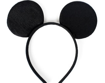 best sneakers 768eb 0bb42 Mickey Mouse Ears Mickey Mouse Costume Disney Photo Booth Props Mickey Ears  Mickey Hat Mickey Headband Mickey Mouse Party Favors Gifts