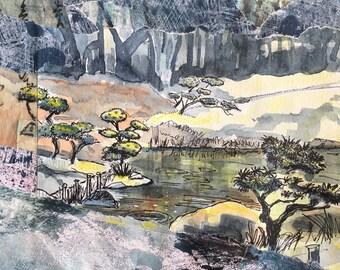 Kiyosumi Lake