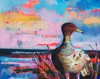 Holkham Pink Footed Goose