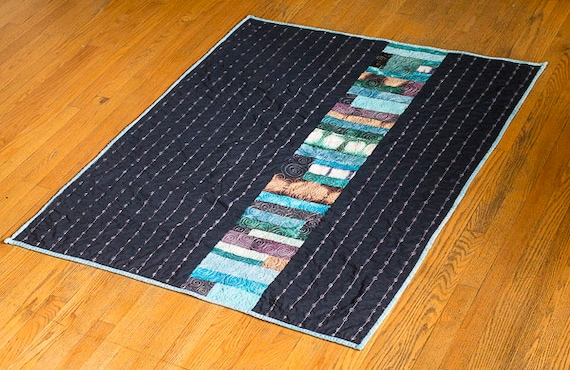 Rain Rolled In Quilt