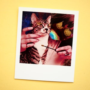 Super cotelette Polaroid 8x10cm