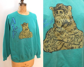 80s ALF sweatshirt Adult Medium