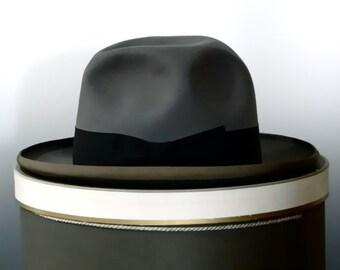 f153992a9952c Vintage Stetson Hat 1950 s