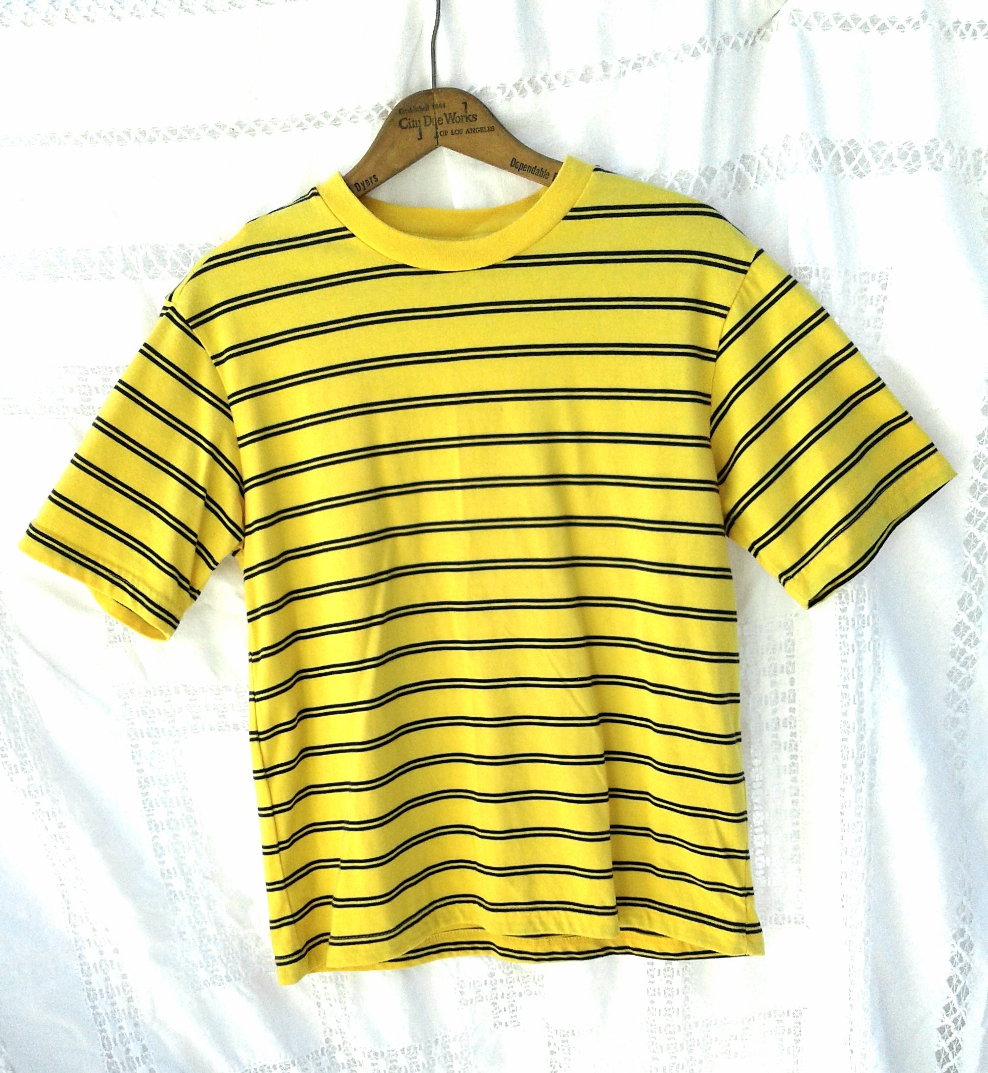 6d51314d41 Black And Yellow Striped Shirt Bee – EDGE Engineering and Consulting ...
