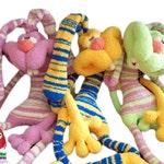 121 Crochet Pattern - Rabbit Dude Keks - Amigurumi soft toy PDF file by Pertseva Etsy