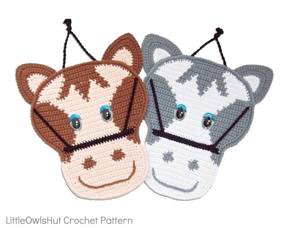 Amigurumi PDF file by Zabelina Etsy potholder or decorative pillow Rat Mice decor 241 Crochet pattern