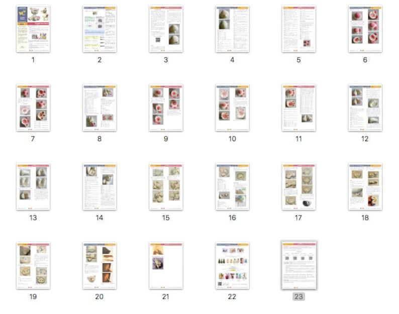 122 Crochet Pattern Huggable bear Shunya Amigurumi soft toy PDF file by Pertseva Etsy