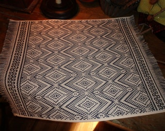 Vintage Weaved Placemats 4