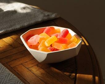 Mallow Ceramic Candy Dish