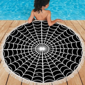 Spider Web Toilet Mat Gothic Spiders Black Dark Occult Goth Magic Witchcraft Witch Home Decor Toilet Pagan Floor House Bathroom rugs