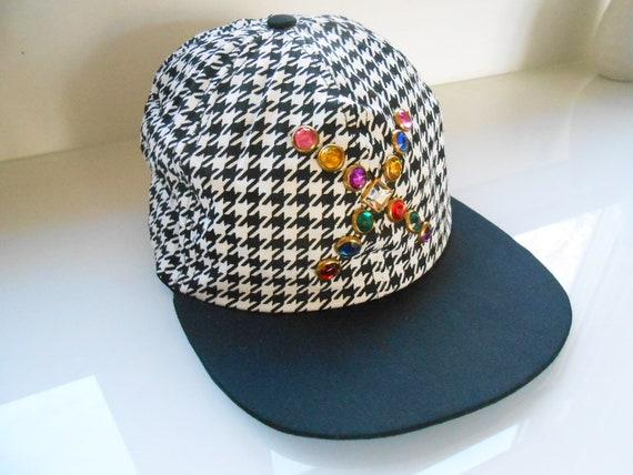 Club Kid  90s Womens Hat  Malcolm X Hat  90s Snapbacks  80s  efac6c31985