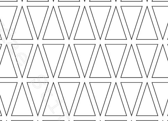 Dreieck Englisch