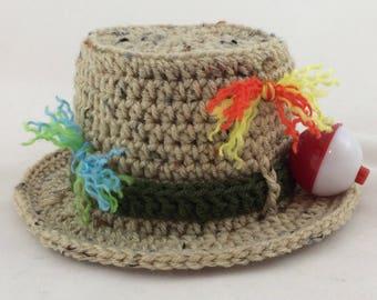 Baby Fishing Hat - Fishing Baby - Fisherman Hat - Newborn Fishing - Fishing  Hat - Fishing Bobber - Fisherman Baby Shower - Fisherman Gift ecd6fbcd126