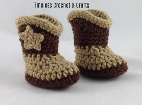 Newborn Cowboy Boots Baby Cowgirl Boots