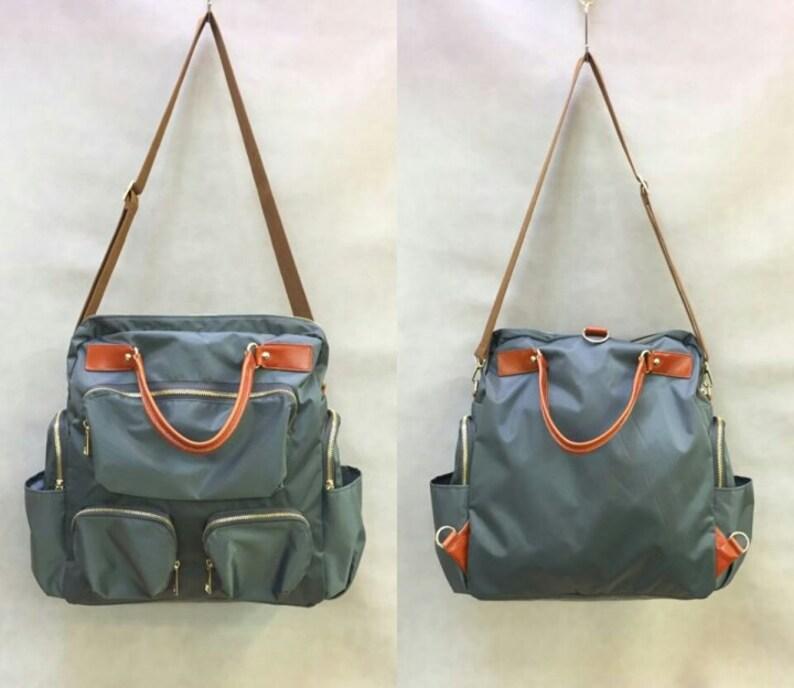 Gray D.Bojo Bag