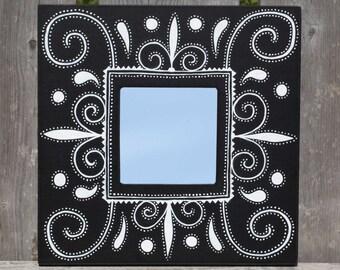 Mirror - Black & White