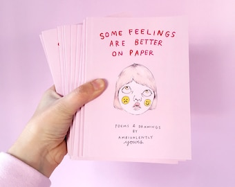 Some Feelings are Better on Paper book