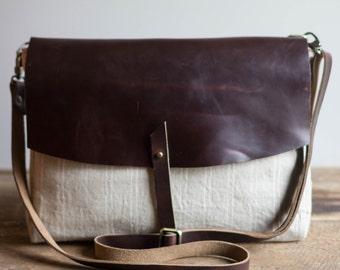cross body bag / messenger bag women / leather messenger bag / leather crossbody bag / leather bag / messenger bag / leather purse / handbag