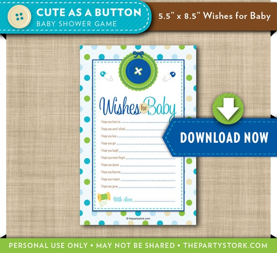 graphic about 5 Wishes Printable Version identify Desires for Little one Printable Card Lovely as a Button Child
