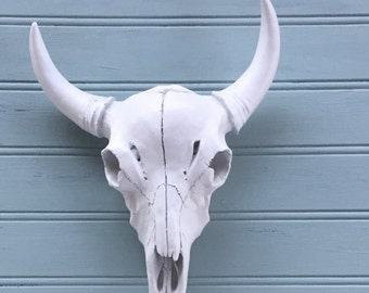 Longhorn Decor Etsy