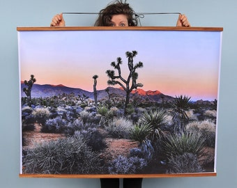 Joshua Tree Art.Prints & Posters.Wall Decor.Desert.Sunrise.Mojave Desert.Fine Art Photography.SEVERAL SIZES