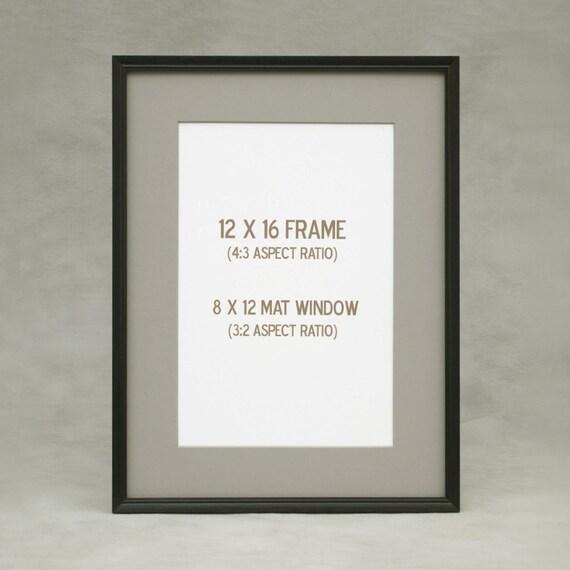 12x15 12x16 13x15 13x16 Peruvian Walnut Frame attractive