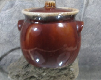 Pottery Cookie Jar Etsy