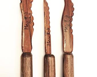 Tools for Felting, Unique Handmade Wooden Sculpting Tools for Feltmaking,