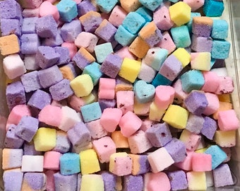 Colored Sugar Variety Bag for Tea. Coffee. Weddings. Baby Showers and Party's