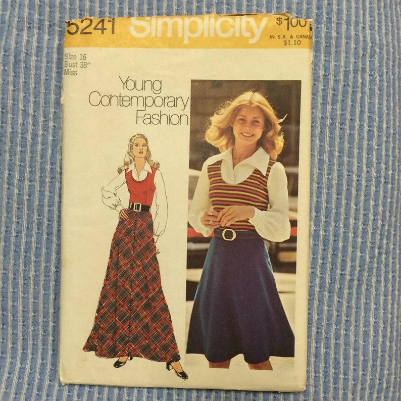 6a844b4d88e2 Misses Dress Pattern   Vintage Dress Pattern   Dress With Bias