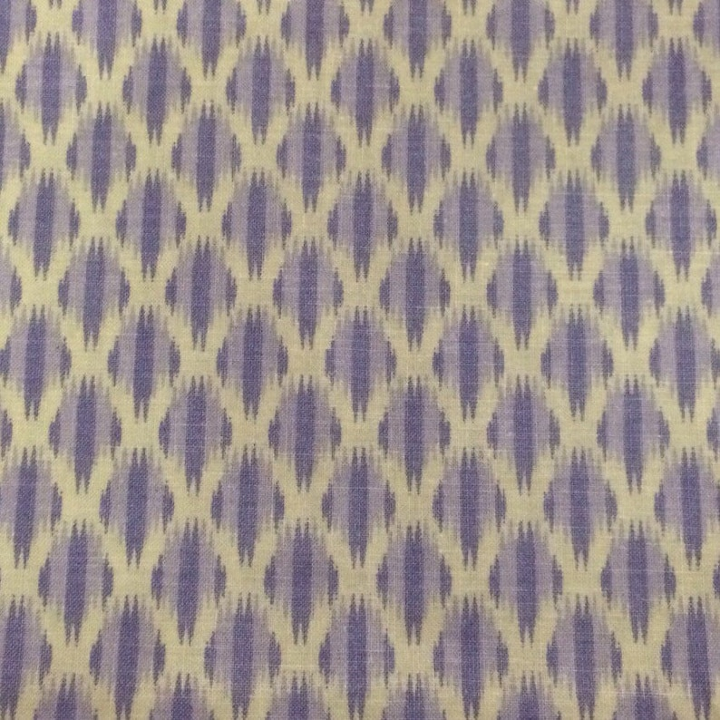 Purple And White Fabric Home Decor P
