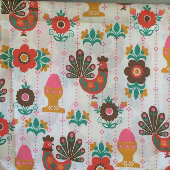 Vintage Kitchen Fabric Interesting Design