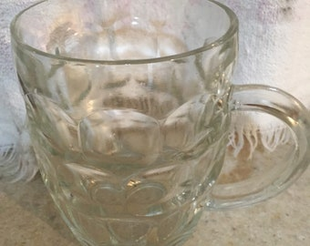 Vintage beer mugs set of six
