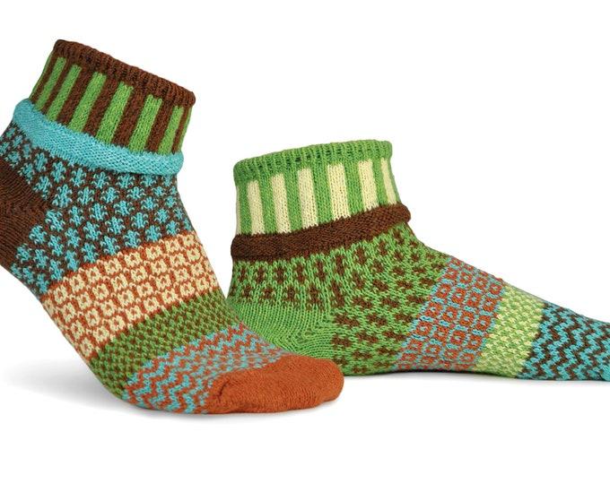 Solmate Ankle Socks - Trillium - Adult Large