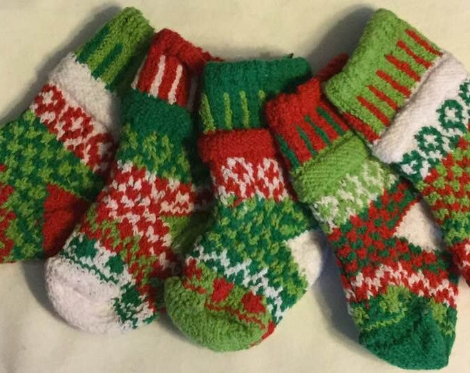Sock Special - 5-pack of Size Baby 0-6 months NO LABEL