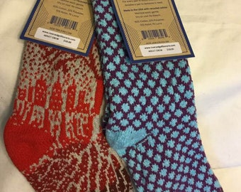 Sock Special - 2 PACK SMALL Side Kick Socks