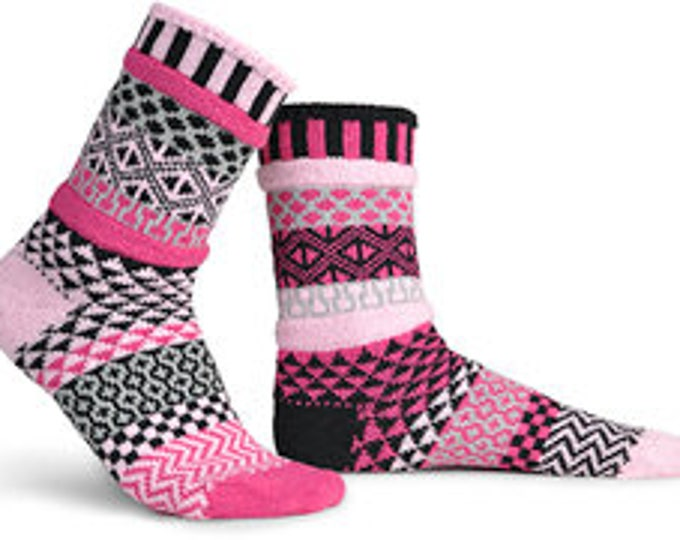 Solmate Socks - Venus Crew - Adult X-LARGE