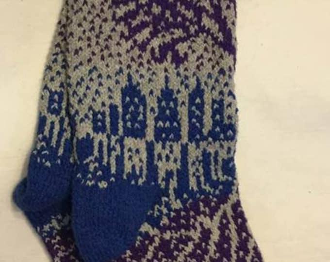 Sock Special - 1 pair Extra Large Side Kick Socks