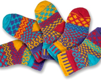 Solmate Kids & Babies Socks - Firefly!  bABY - SM: 6-12 months