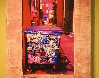 Pop Dumpster Series
