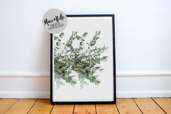 Eucalyptus -Printable Art
