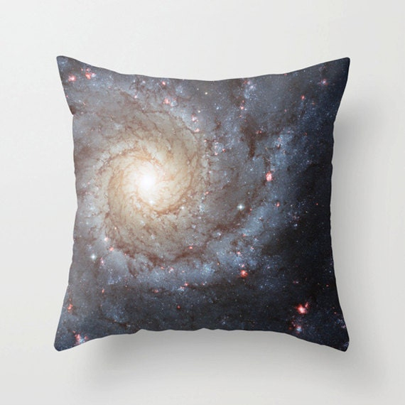 Pinwheel Nebula Pillow Cover