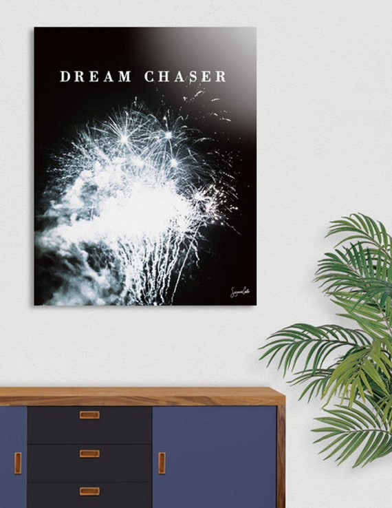 Dream Chaser-Shipped Archival Print