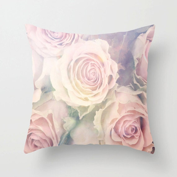 Faded Beauty Pillow Cover
