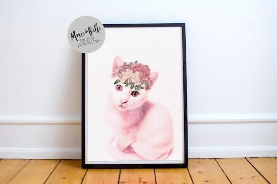 Mika- Printable Nursery Art